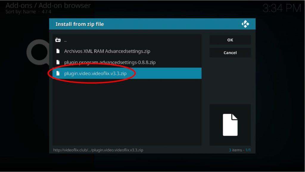 Videoflix Install